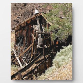 2010-06-26 C Las Vegas (210)desert_cabin.JPG Plaque