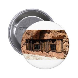 2010-06-26 C Las Vegas (238)rock_shack.JPG 6 Cm Round Badge