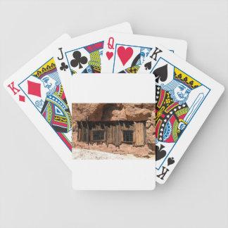 2010-06-26 C Las Vegas (238)rock_shack.JPG Bicycle Playing Cards