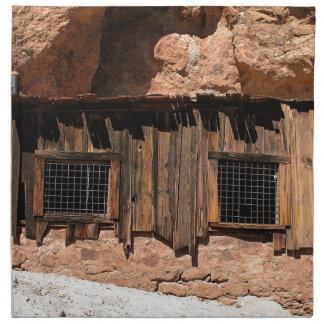 2010-06-26 C Las Vegas (238)rock_shack.JPG Napkin