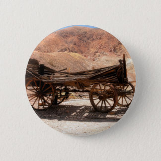 2010-06-28 C Calico Ghost Town (53)old_wagon 6 Cm Round Badge