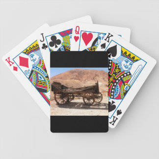 2010-06-28 C Calico Ghost Town (53)old_wagon Bicycle Playing Cards