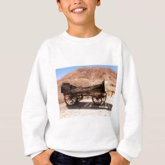 2010-06-28 C Calico Ghost Town (53)old_wagon Sweatshirt