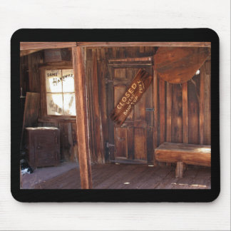 2010-06-28 C Calico Ghost Town (9)went_bankrup.JPG Mouse Pad