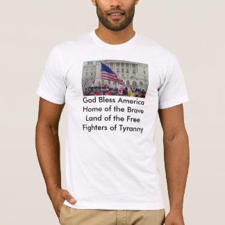 2010-09-12_15-27-52_61, God Bless AmericaHome o... T-Shirt