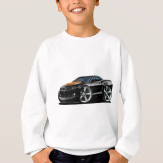 2010-12 Camaro Black-Orange Car Sweatshirt