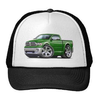 2010-12 Ram Green Truck Cap