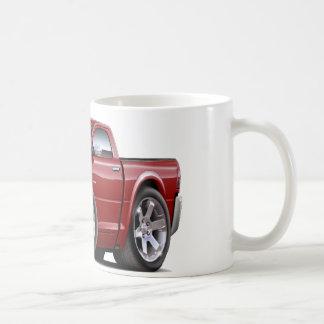 2010-12 Ram Maroon Truck Coffee Mug