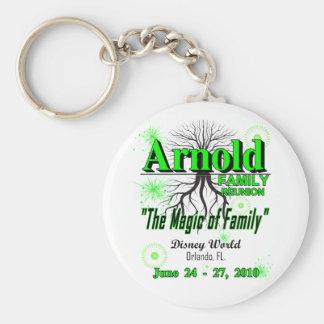 """2010 Arnold Reunion Keychain - """"magic"""""""