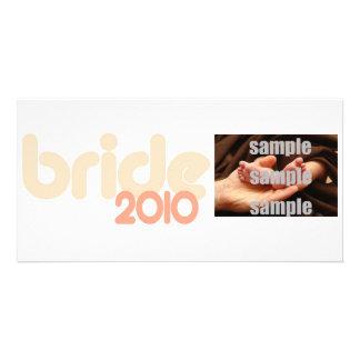 2010 BRIDE PHOTO CARDS