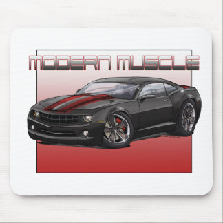 2010_Camaro_Black Mouse Pad