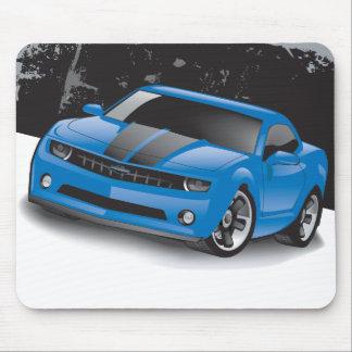 2010 Camaro Mouse Pad