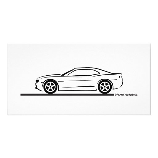 2010 Camaro Photo Cards