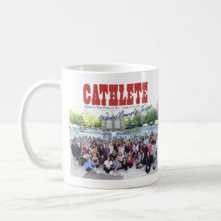 2010 Cathe Tour Woodlands, TX Seated Group Mug