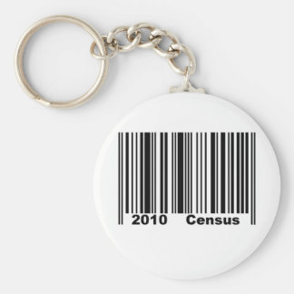 2010 Census Key Ring