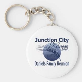 2010 Daniels Family Reunion Key Chain