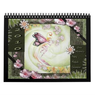 2010 Faery Magick Calendar