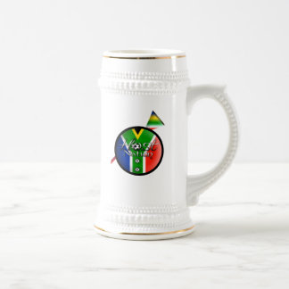 2010 Football host nation gifts & souvenirs Beer Steins