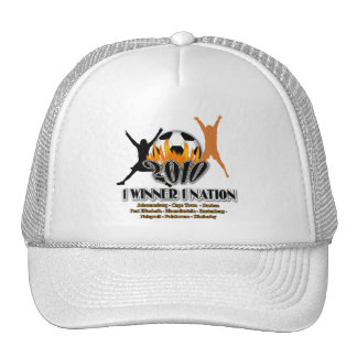2010 Football host nation gifts & souvenirs Hat