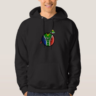 2010 Football host nation gifts & souvenirs Hoodie