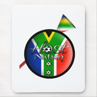2010 Football host nation gifts souvenirs Mouse Pads