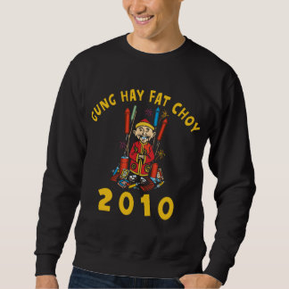 2010 Gung Hay Fat Choy Black Sweatshirt