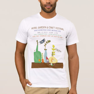 2010 Herb, Garden & Craft Festival T-Shirt