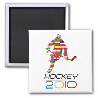 2010: Hockey Magnet