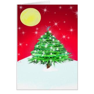 2010 holiday (christmas tree) card