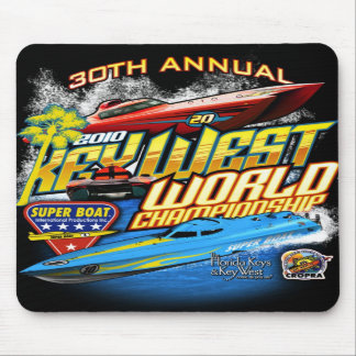 2010 Key West Wld Champ Mouse Pad