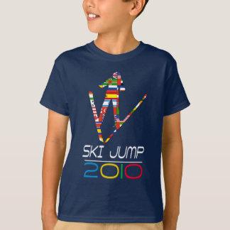 2010: Ski Jump T-Shirt