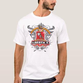 2010 Trojan Horse - Lakota design - 2 sided T-Shirt
