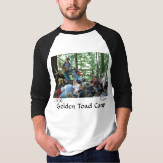 2010 Väsen Golden Toad Camp shirt (front photo)