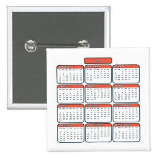 2011 Brighter Days Calendar Button