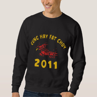 2011 Gung Hay Fat Choy Black T-Shirt