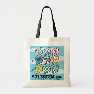 2011 Kite Festival Tote Bag
