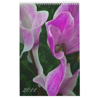 2011 Macros + Closeups (Vertical Calendar) Calendar