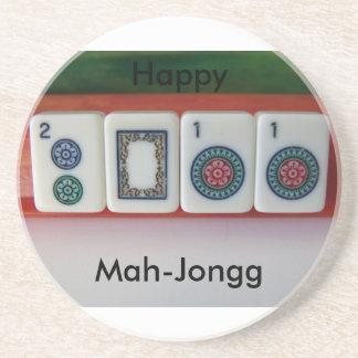 2011 Mah-Jongg Coaster