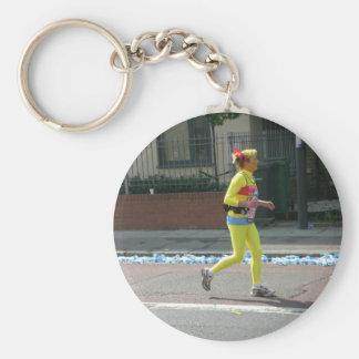 2011 Marathon in London Keychains