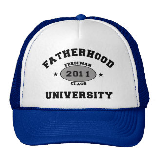 2011 New Father Gift Trucker Hat