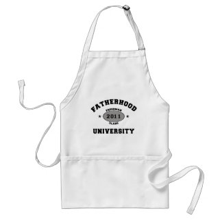 2011 New Father Gift Standard Apron