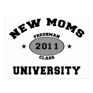 2011 New Moms Postcard
