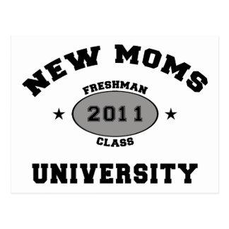 2011 New Moms Postcard