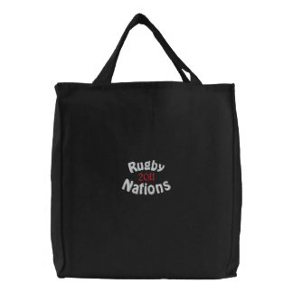 2011 patriotic fans merchandise embroidered bag