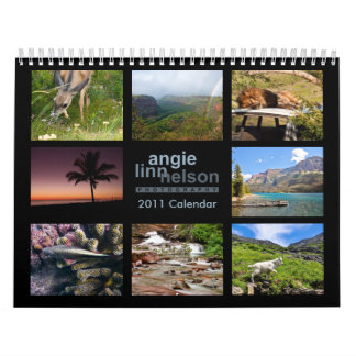 2011 Photography Calendar