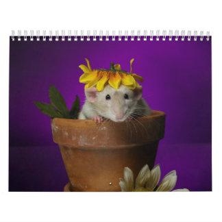 2011 rat calendar