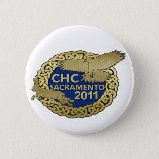 2011 Sacramento 6 Cm Round Badge