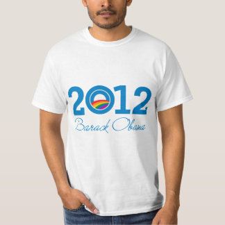 2012 - Barack Obama Pride T-Shirt
