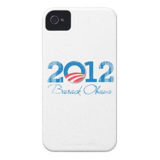 2012 - Barack Obama - Vintage.png Blackberry Bold Cover