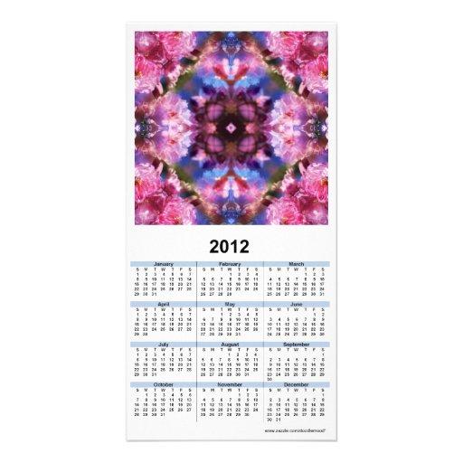 2012 Calendar Card - Japanese Cherry Blossom Photo Greeting Card